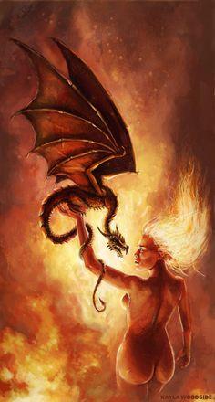 Daenerys Targaryen - Game of Thrones - Kayla Woodside