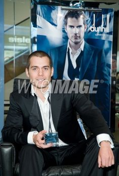Actor Henry Cavill star of...