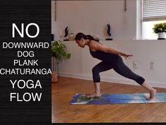 40 Minute Wrist Free Hands Free Yoga Flow for Lower Body Strength - Intermediate & Strong Beginners - YouTube
