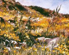 P5 Landscapes Oil Paints, Reproductions, Fine Art in San Miguel de Allende, Gto. Mexico