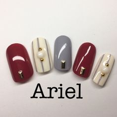 Love the colors and art work my the add ons Beautiful Nail Designs, Beautiful Nail Art, Gorgeous Nails, Fancy Nails, Cute Nails, Pretty Nails, Chrime Nails, Aloha Nails, Asian Nails
