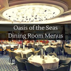 rising tide bar on oasis of the seas | royal caribbean oasis of