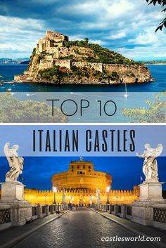 10 of the most intriguing castles in Italy