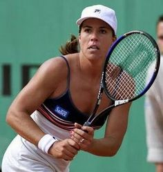 Jennifer Capriati MY FAVORITE AS A KID!  Sad and inspiring all in one...