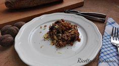 Ricette di casa Rigatoni, Antipasto, Polenta, Ricotta, Terracotta, Yogurt, Veggies, Pizza, Beef