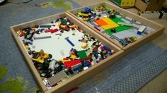 ikea changing table trays