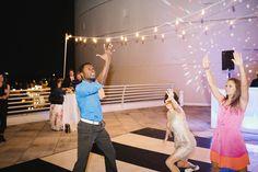 The Big Fake Wedding, Orlando Wedding DJ, Orlando Wedding Vendors, Orlando Science Center, Outdoor reception