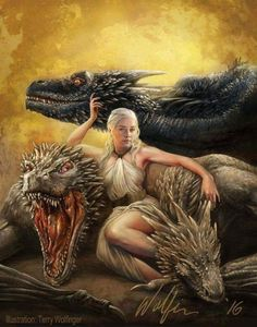 Mother of Dragons by Terry Wolfinger
