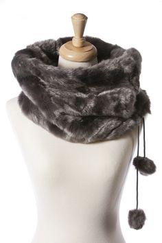 Faux Fur Snood♥
