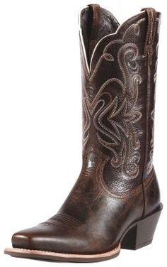 Womens Ariat  Boots  #10010933 via @Allens Boots
