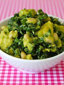Kale Avocado Salad   Weelicious