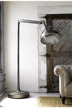 Vintage-Inspired Dentist Lamp - Anthropologie.com