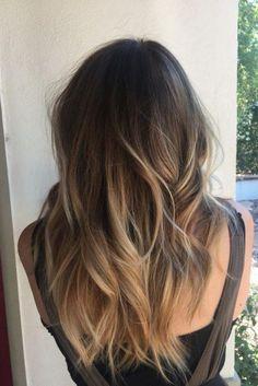 Balayage Hair For Dark Skin