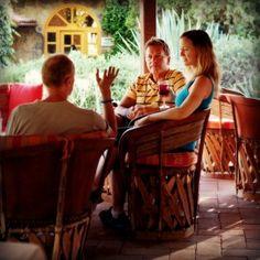 The Art of Conversation - Rancho La Puerta
