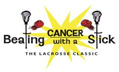 beating cancer with a stick. I love this!