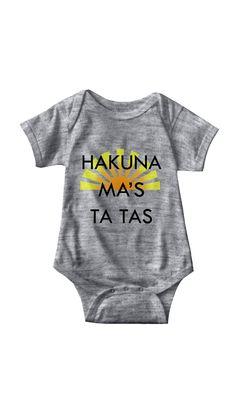 Baby adult sizes multi colors hakuna matata unique cute hakuna mas ta tas infant onesie baby giftshilariousbaby negle Gallery