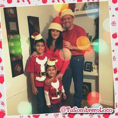 Gracias por hacer nuestros #Sombreros parte de su navidad #clientesfelices #clientesatisfechos #celebración #fiesta #eventosocial #PuertoOrdaz #arteengomaespuma #TuSombreroLoco