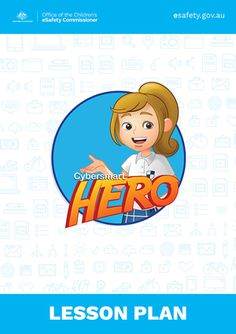 Cybersmart Hero is aimed at middle primary students. Using a 'real world' example, the story explores what may happen if someone is cyberbullied, what steps to take to prevent it from escalating and how to get help. Cyber Safety, Internet Safety, Digital Citizenship, Parental Control, Child Safety, Students, Middle, Challenges, Classroom
