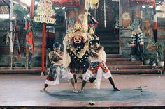 barong bali #bali #culture