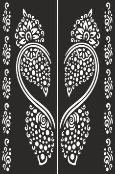 Love Bug Stencils for Henna and Glitter temporary tattoo body art - Body Art Small Tattoo Designs, Henna Designs, One Word Tattoos, Gun Tattoos, Ankle Tattoos, Arrow Tattoos, Henna Tattoo Stencils, Stencil Stickers, Cricut Stencils