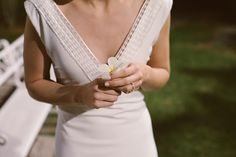 יום החתונה של ליעד ויובל White Dress, Weddings, Dresses, Fashion, Vestidos, Moda, Fashion Styles, Wedding, Dress