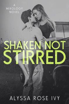New Look for Shaken Not Stirred