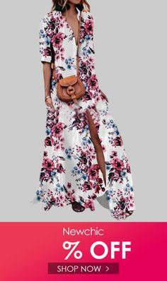 I found this amazing Floral Print Long Sleeve Splited Vintage Maxi Dress For Women with US$32.99,and 14 days return or refund guarantee protect to us. --Newchic #Womensdresses #womendresses #womenapparel #womensclothing #womensclothes #fashion #onlineshop #onlineshopping #bigdiscount #shopnow #DiscountSale #discountprices #discountstore #discountclothing #fashionista #fashionable #fashionstyle #fashionpost #fashionlover #fashiondesign #fashionkids #fashiondaily #fashionstylist #fashiongirl