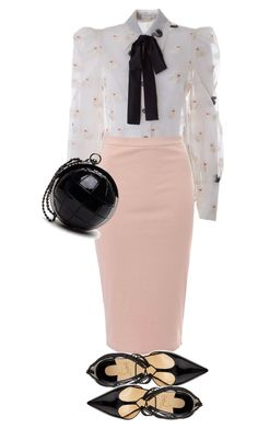 """Sunday Morning"" by cogic-fashion on Polyvore featuring Marc Jacobs, Glamorous and Christian Louboutin"