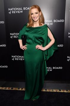 Celebs Attend the 2015 National Board of Review Gala - Celebrity Fashion Trends