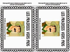 Les créations de Stéphanie: Lapbook : Les Prairies vers 1905 Cycle, Fictional Characters, Homeschooling, School Stuff, Classroom Ideas, Socialism, First Nations, Universe, Rabbits