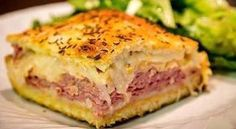 1 tube Crescent rolls 8-10 slices Swiss cheese 3/4 pound sliced deli corned beef 1/2 cup Thousand Island salad dressing 1 – 14oz can sa...