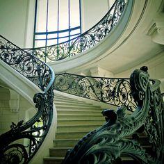 Staircase at Petit Palais - Paris