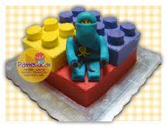 Resultado de imagen para decoracion cumpleaños lego