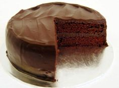 Died and Went to Heaven Chocolate Cakediabetic Version Recipe