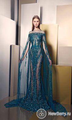 Ziad Nakad Haute Couture весна-лето 2016 jαɢlαdy