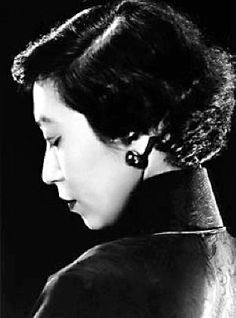 Qipao Socialites #1: Eileen Chang and her Qipao - Official ELEGENTE Blog