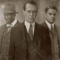 Boardwalk Empire Season 4 'Business' Trailer -- Nucky Thompson has to contend with gangsters from New York, Chicago and Harlem in this highly-anticipated season, returning to HBO September 8th. -- http://wtch.it/jCJe8