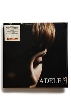 Adele '19' LP Vinyl Record - Black