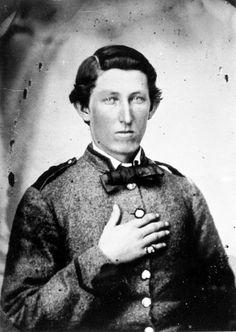 Private Caleb Swindell Boomer Co. H 33rd NC Infantry