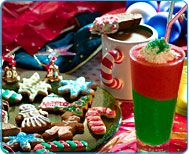 Christmas Morning Smoothie