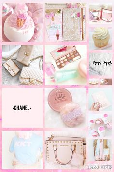 Girly Wallpaper Iphone Vintage Pink We Heart It 63 Ideas Tumblr Wallpaper, Colorful Wallpaper, Iphone Wallpaper, Chanel Wallpapers, Cute Wallpapers, Aesthetic Collage, Pink Aesthetic, Pink Love, Pretty In Pink