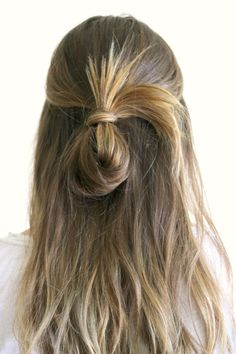 Second Day Hairstyles You Have to Try - A La Keighla