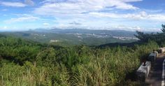 On top of the world in #Xizhi #taiwan. I think it's at least 10 deg. cooler up here. 騎到 #汐止 山上享受涼爽的氣候