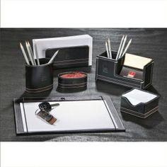 kit de mesa para escritório masculino