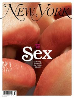 Cover New York Mag (US).