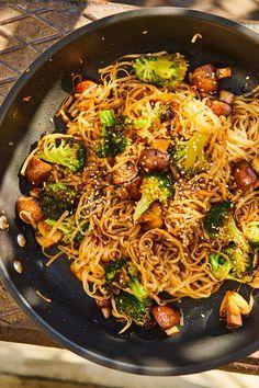 Veggie Recipes, Asian Recipes, Diet Recipes, Vegetarian Recipes, Healthy Recipes, Recipes From Heaven, Special Recipes, Aesthetic Food, Quick Meals