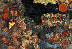Pierre Bonnard(1867-1947)  Armistice