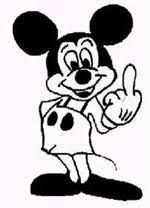 Free mickey mouse giving the finger.jpg phone wallpaper by cacique. Create and share your own ringtones and cell phone wallpapers with your friends. Mickey Mouse Pictures, Mickey Mouse Cartoon, Minnie Mouse, Love Drawings, Cartoon Drawings, Pencil Art, Pencil Drawings, Walt Disney, C G Jung