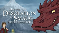 How The Desolation of Smaug Should Have Ended.