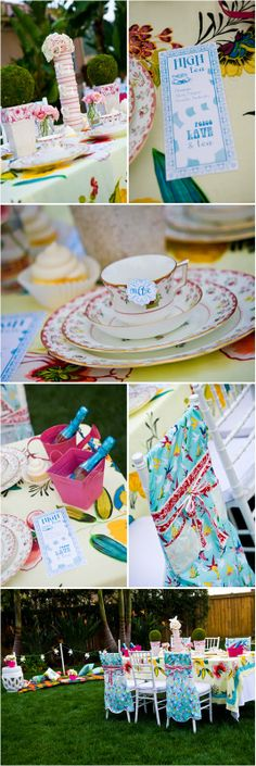 Juneberry Lane: High Tea: Whimsical & Elegant . . .